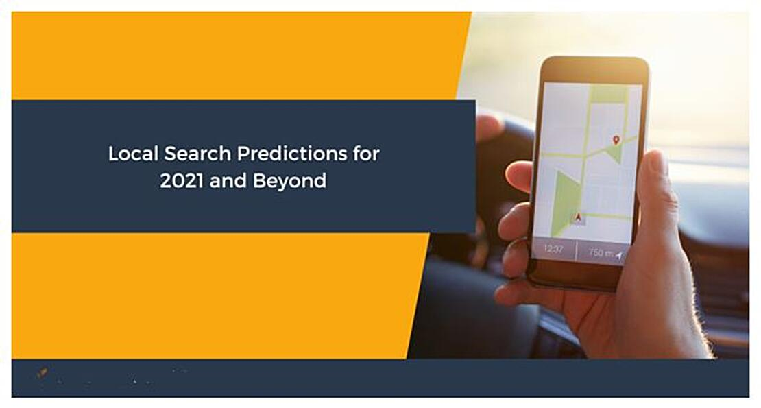 Search Predictions for 2021